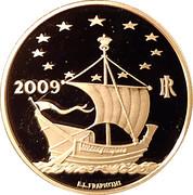 50 Euro (European Arts - Spain) – revers