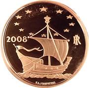 20 Euro (European Arts - Netherlands) – avers