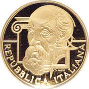 20 euros Andrea Palladio – avers