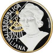10 euros Christophe Colomb – avers