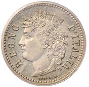 10 centesimi (Essai) – avers