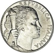 5 lires -  avers