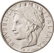 100 lires FAO (épis) -  avers