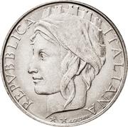 100 lires -  avers