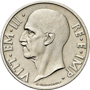 20 centesimi - Vittorio Emanuele III (Essai) – avers