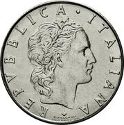 50 lires (grand module) -  avers