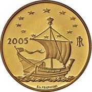 50 Euro (European Arts - France) – avers