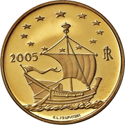 20 Euro (European Arts - Finland) – avers