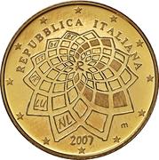 20 euros Traité de Rome – avers