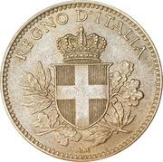 20 centesimi -  avers