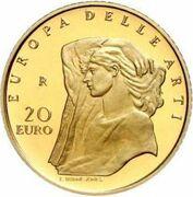20 Euro (European Arts - Great Britain) – revers