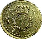poids monétaire Louis XVI (écu français) – avers