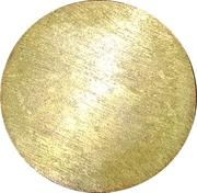 poids Italie. Gênes. Poids monétaire de la pièce de 12 lires (1792-1793) – revers