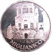 0,50 Euro (Miglianico - Chieti - Abruzzo) – revers