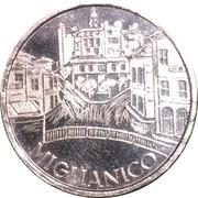 0,20 Euro (Miglianico - Chieti - Abruzzo) – revers