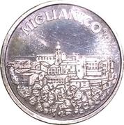 0,05 Euro (Miglianico - Chieti - Abruzzo) – revers