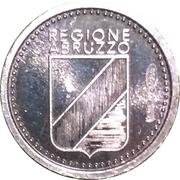 0,01 Euro (Miglianico - Chieti - Abruzzo) – revers