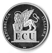 ECU (Giuseppe Garibaldi) – avers