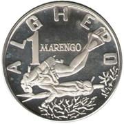 1 Marengo (Alghero) – avers