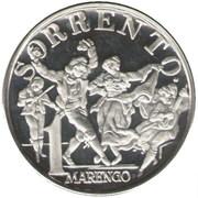 1 Marengo (Sorrento) – avers
