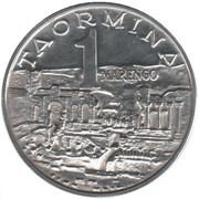 1 Marengo (Taormina) – avers