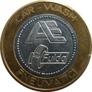 Jeton de lavage automobile - Esso (Cirie) – avers