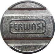 Jeton de lavage automatique - Ferwash (Settimo Milanese) – avers