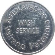 Jeton de lavage automobile - Autolavaggio (Vairano Patenora) – avers