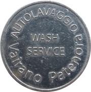 Jeton de lavage automobile - Autolavaggio (Vairano Patenora) – revers