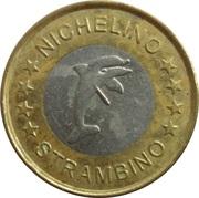 Jeton de lavage automobile - Autolavaggi Lino2 (Nichelino, Strambino) – revers