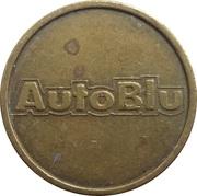 Jeton de lavage automobile - AutoBlu – avers