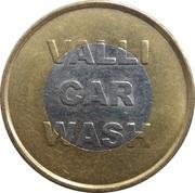 Jeton de lavage automobile - Vall Car Wash – avers