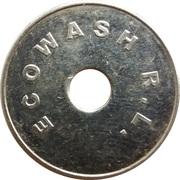 Jeton de lavage automobile - Ecowash – avers