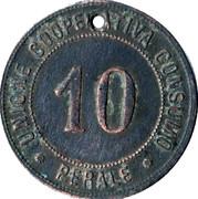 Perale - 10 - Cooperative Consumption Union – revers
