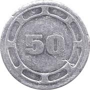 Jeton - Supermercati Italmark (50) – revers