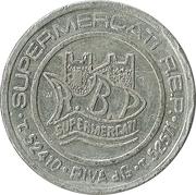 50 - Supermercati R.B.P. (Riva del Garda) – avers