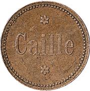 Jeton - Caille - Buono Per Una Consumazione – avers