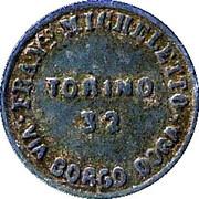 50 centesimi - Torino 32 – revers