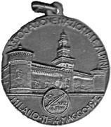 Medal - 45° Adunata Nazionale Alpini – avers