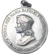 Medal - Nave SS Raffaello – avers