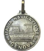Medal - SS Michelangelo Italia Navigazione Genova – avers