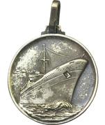 Medal - SS Michelangelo Italia Navigazione Genova – revers
