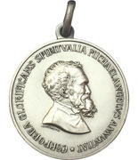 Medal - Nave SS Michelangelo – avers
