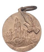 "Medal - Fregata F 580 ""Alpino"" – revers"