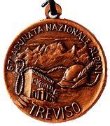 Medal - 67° Adunata Nazionale Alpini – avers