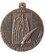 Medal - 68° Adunata Nazionale Alpini – avers