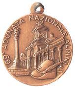 Medal - 69° Adunata Nazionale Alpini – avers