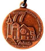 Medal - 77° Adunata Nazionale Alpini – avers