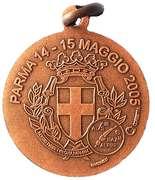 Medal - 78° Adunata Nazionale Alpini – revers