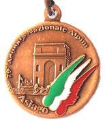 Medal - 79° Adunata Nazionale Alpini – avers